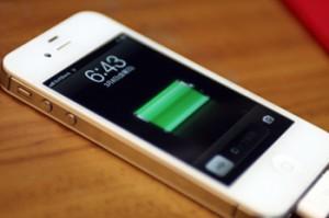 スマートフォンのバッテリーを長持ちさせた~い