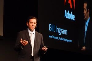 アドビシステムズ社 デジタルマーケティング プロダクトマネージャ担当バイスプレジデント ビル・イングラム氏